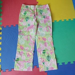 Lily Pulitzer Cropped  Pants